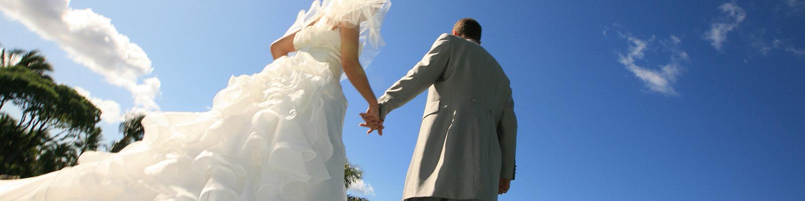 国際恋愛から結婚へ